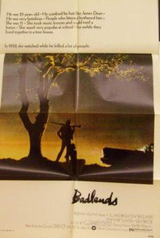 Filmposter Badlands - Zerschossene Träume