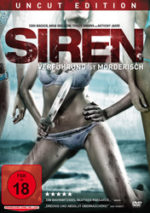 DVD-Cover Siren