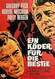 Filmposter Ein Köder für die Bestie