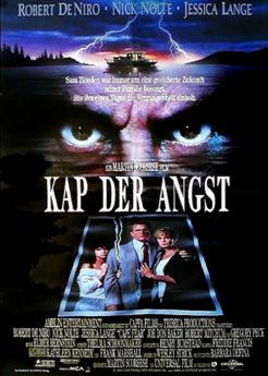 Filmposter Kap der Angst