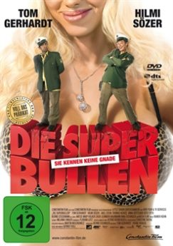 DVD-Cover Die Superbullen