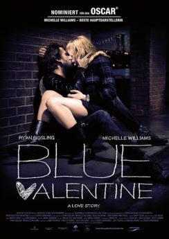 Filmposter Blue Valentine