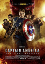 Filmposter Captain America – The First Avenger