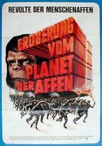 Filmposter Eroberung vom Planet der Affen