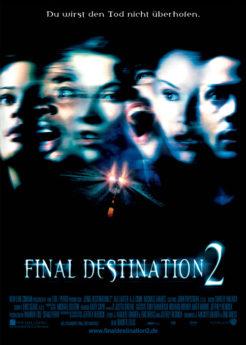 Filmposter Final Destination 2