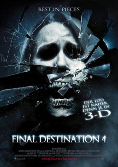 Filmposter Final Destination 4