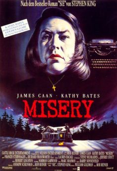 Filmposter Misery