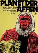 Filmposter Planet der Affen