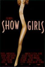 Filmposter Showgirls