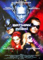 Filmposter Batman & Robin