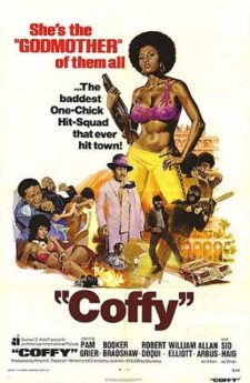 Filmposter Coffy