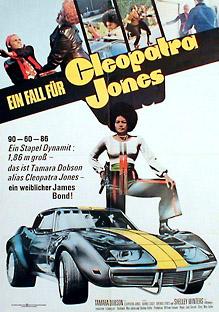 Filmposter Ein Fall für Cleopatra Jones