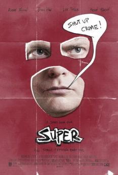Filmposter Super