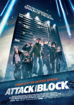 Filmposter Attack the Block
