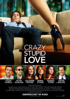 Filmposter Crazy, Stupid, Love.