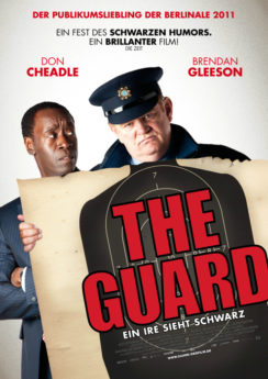 Filmposter The Guard