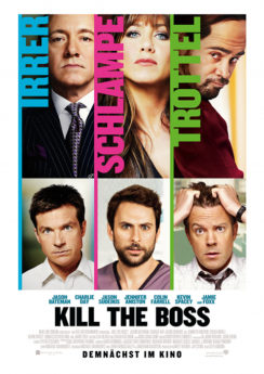 Filmposter Kill The Boss