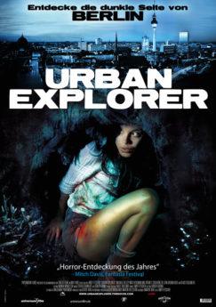 Filmposter Urban Explorer