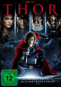 DVD-Cover Thor
