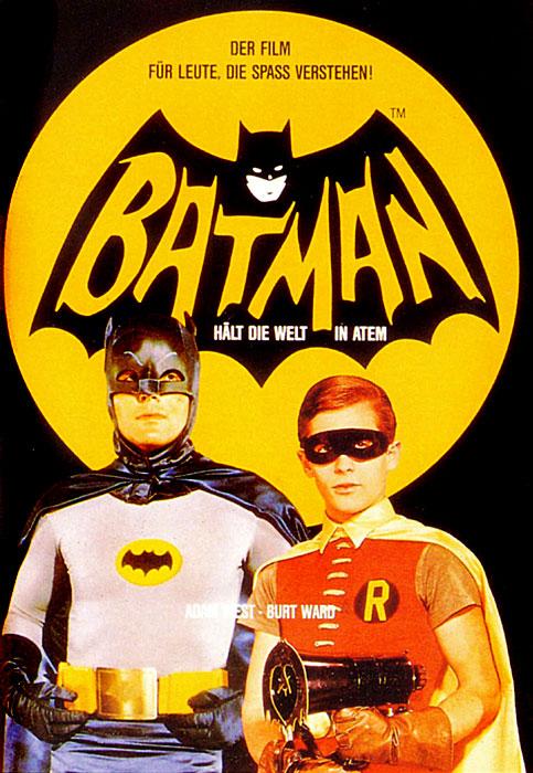 Batman Filmreihe