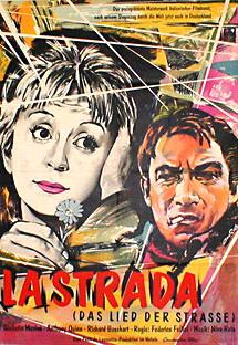 Filmposter Das Lied der Straße