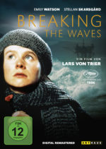 DVD-Cover Breaking the Waves