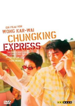 DVD-Cover Chunking Express