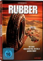 DVD-Cover Rubber
