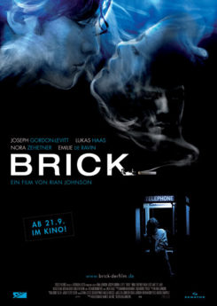 Filmposter Brick