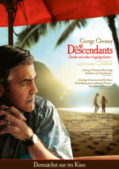 Filmposter The Descendants