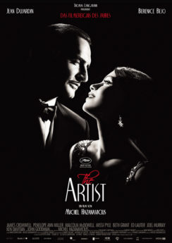 Filmposter The Artist