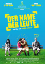 Filmposter Der Name der Leute