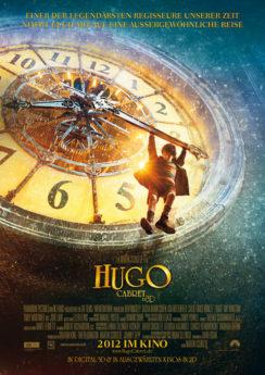 Filmposter Hugo Cabret