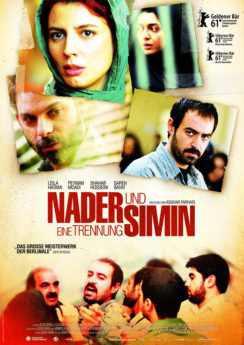 Filmposter Nader und Simin