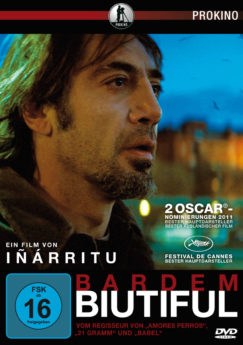 DVD-Cover Biutiful
