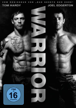 DVD-Cover Warrior