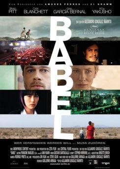 Filmposter Babel