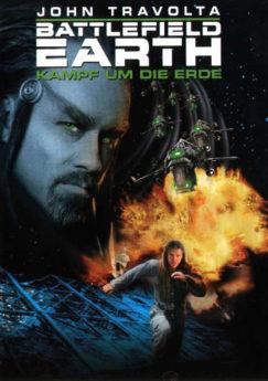 Filmposter Battlefield Earth – Kampf um die Erde