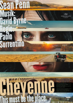 Filmposter Cheyenne – This must be the place