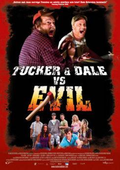 Filmposter Tucker & Dale vs Evil