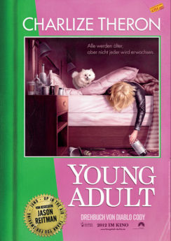 Filmposter Young Adult
