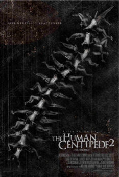 Filmposter The Human Centipede 2