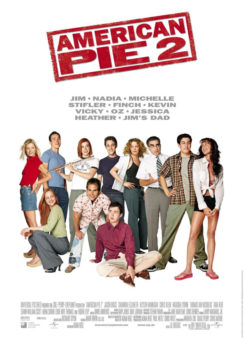 Filmposter American Pie 2