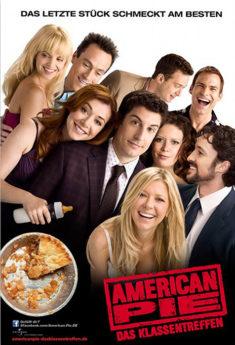 Filmposter American Pie – Das Klassentreffen