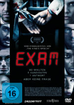 DVD-Cover Exam