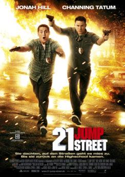 Filmposter 21 Jump Street