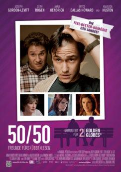 Szenenbild 50/50 – Freunde fürs (Über)Leben