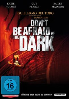 DVD-Cover Don't Be Afraid of the Dark