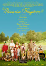 Filmposter Moonrise Kingdom
