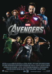 Filmposter Marvel's The Avengers